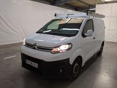 Citroen Jumpy 4P fourgon taille XS BlueHDi 115 S&S BVM6 Business