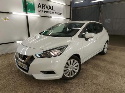 Nissan Micra Business Edition IG-T 100
