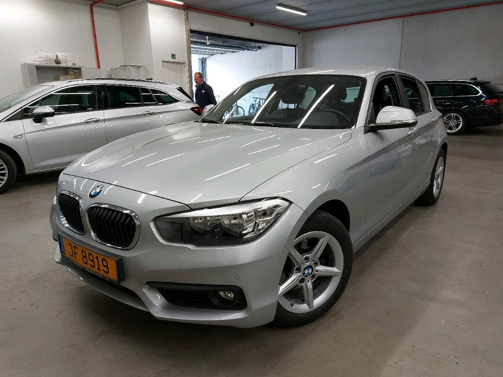 BMW 1 hatch 1 HATCH 118iA 136PK Advantage Pack Business PETROL