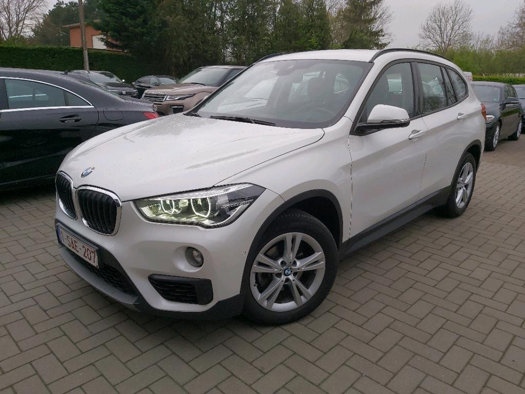 BMW X1 X1 sDrive16d 116PK Advantage Pack Business With Nav & Head Up