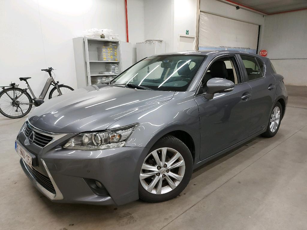 Lexus CT CT 18 200H 136PK CVT Business Edition With Heated Leather Front Seats HYBRID