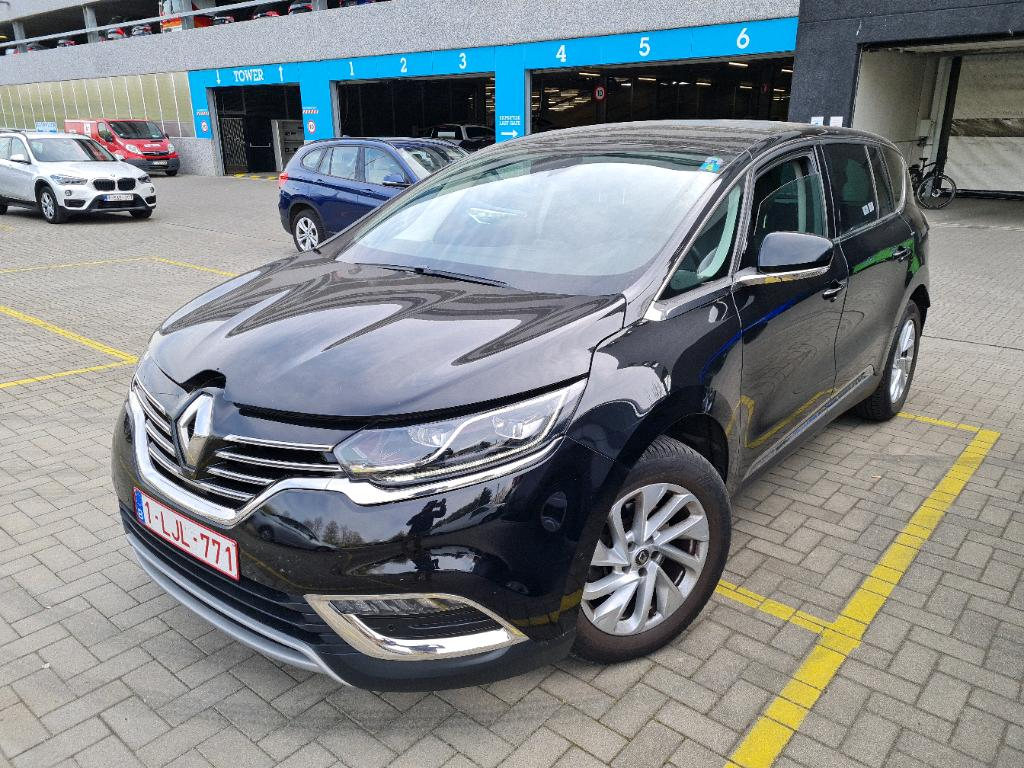 Renault ESPACE ESPACE DCI 130PK ENERGY INTENS With 2 Additional Rear Seats