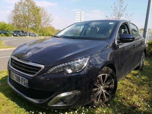 PEUGEOT 308 5p BER 1.6 BlueHDi 120 S&S EAT6 Allure 5P