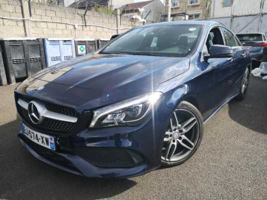 Mercedes-Benz Cla 200 D business Executive