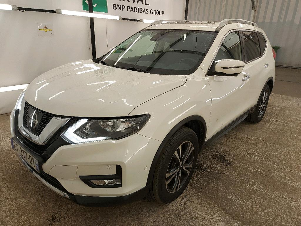 Nissan X-trail 5P crossover dCi 177 Xtronic NCONNECTA