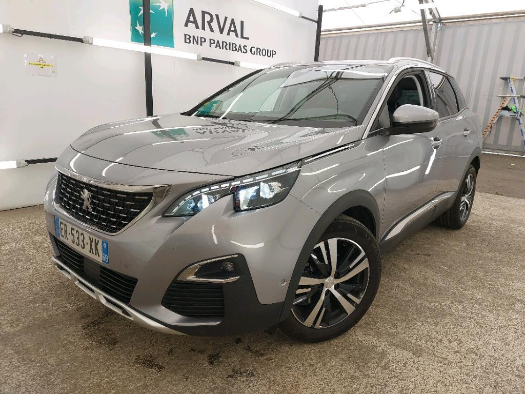 PEUGEOT 3008 5p SUV 1.6 BLUEHDI 120 EAT6 S&S ALLURE BUSINESS