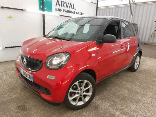 Smart Forfour passion 1.0 70