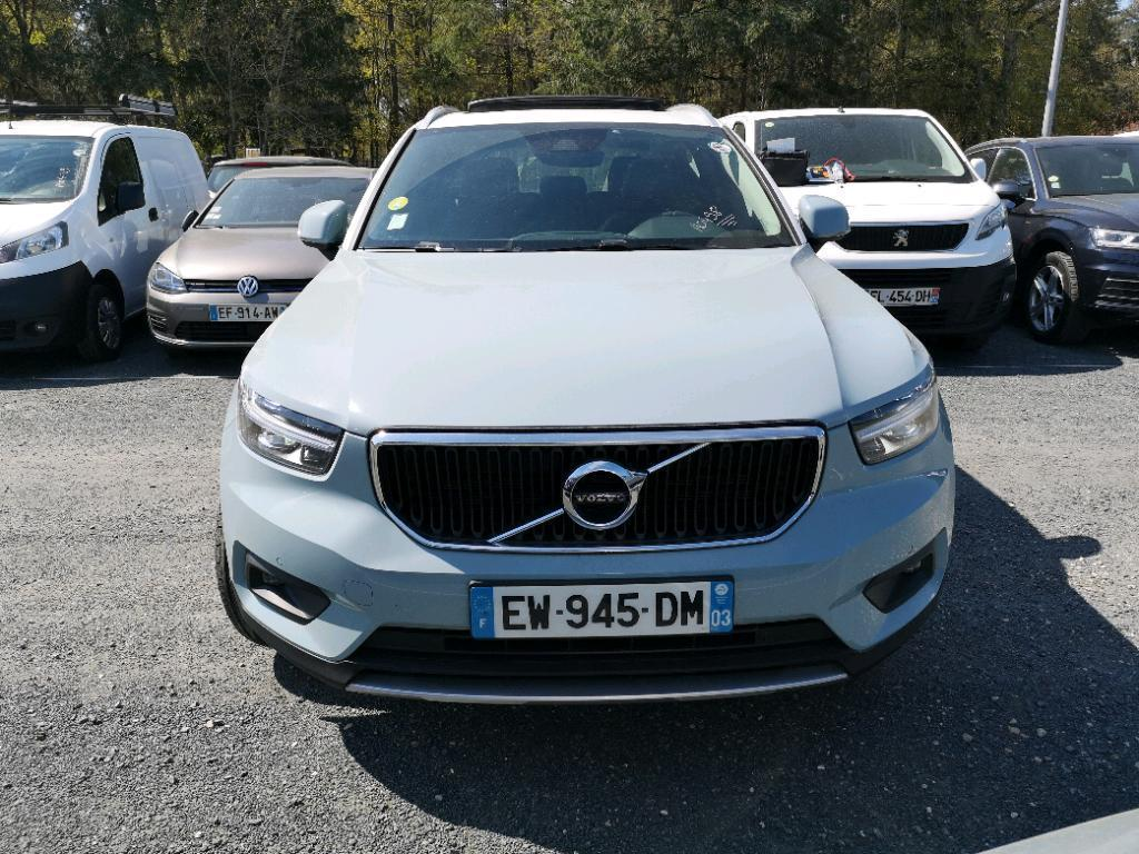 Volvo Xc40 D4 eco awd AdBlue 190 Geartro 8 Business CUIR/TOIT OUVRANT