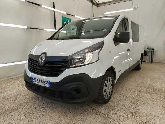Renault Trafic L2H1 Grand Confort 1.6 dCi 120 / Cab Appro