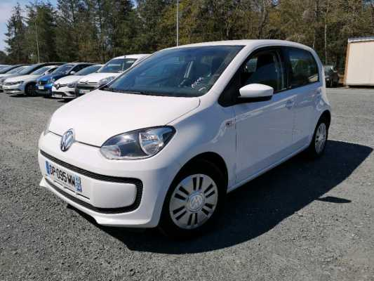 Volkswagen Up 5P berline 1.0 eco 68ch Move Up Bluemotion Tech