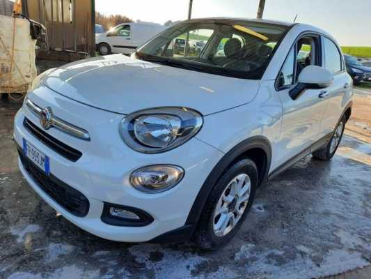 FIAT 500X / 2014 / 5P / CROSSOVER 1.3 MJET 95CV 4X2 BUSINESS