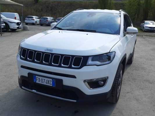 JEEP COMPASS / 2017 / 5P / SUV 1.4 MAIR2 103KW LIMITED