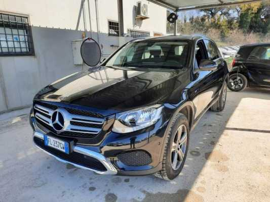 MERCEDES-BENZ CLASSE GLC 2015 GLC 350 E 4MATIC BUSINESS