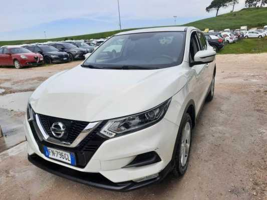 NISSAN QASHQAI / 2017 / 5P / CROSSOVER 1.5 DCI 110 BUSINESS
