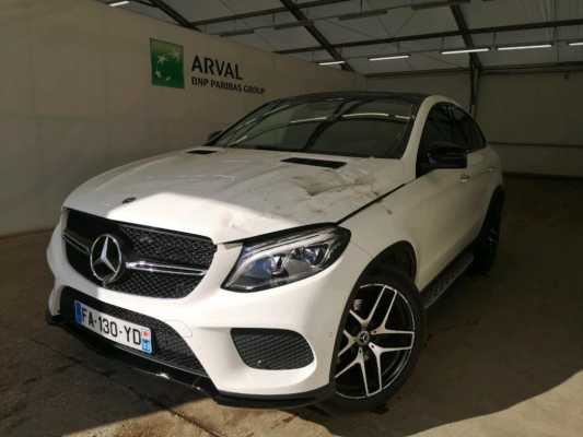 Mercedes-Benz Classe gle coupe sportline 3.0 350d 260 4Matic