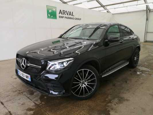 Mercedes-Benz Glc coupe 250 D Sportline 4Matic