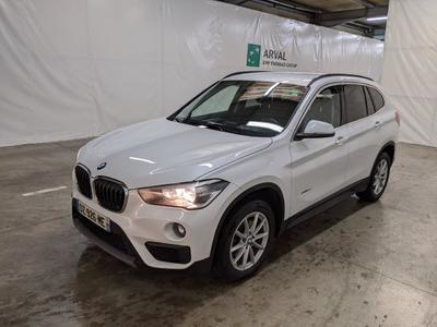 BMW X1 5P suv xDrive18d Business BVA8