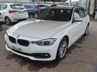 BMW SERIE 3 2015 TOURING 318D BUSINESS ADVANTAGE TOURING