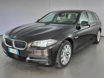 BMW SERIE 5 2014 TOURING 520D XDRIVE BUSINESS AUT TOURING