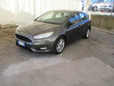 Ford Focus 2014 5 PORTE BERLINA 1 TDCI 120CV SeS BUSINESS