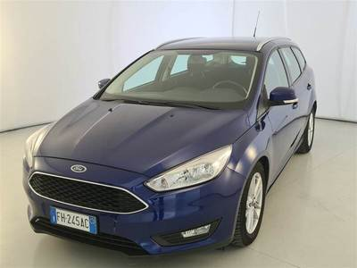 Ford Focus 2014 wagon 1.5 TDCI 120CV SeS PWSHIFT BUSINESS SW