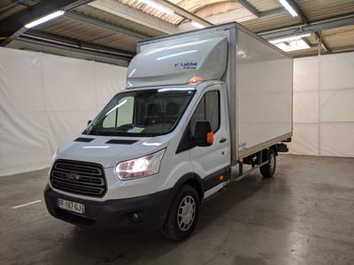 Ford Transit L4 Trend 2.0 Ecoboost 130 / CAISSE HAYON