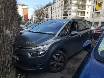 Citroen C4 Grand Picasso/Spacetourer  Exclusive 2.0 HDI  150CV  BVA6  E6