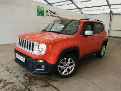 Jeep Renegade Limited 1.6 MultiJet 120