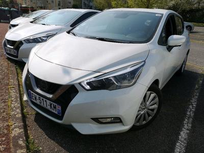 Nissan Micra ig-t 90 business Edition