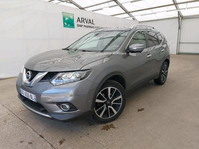 Nissan X-trail 5P crossover dCi 130 TEKNA Xtronic