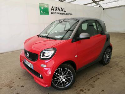Smart Fortwo coupe electrique 60kW Brabus Style