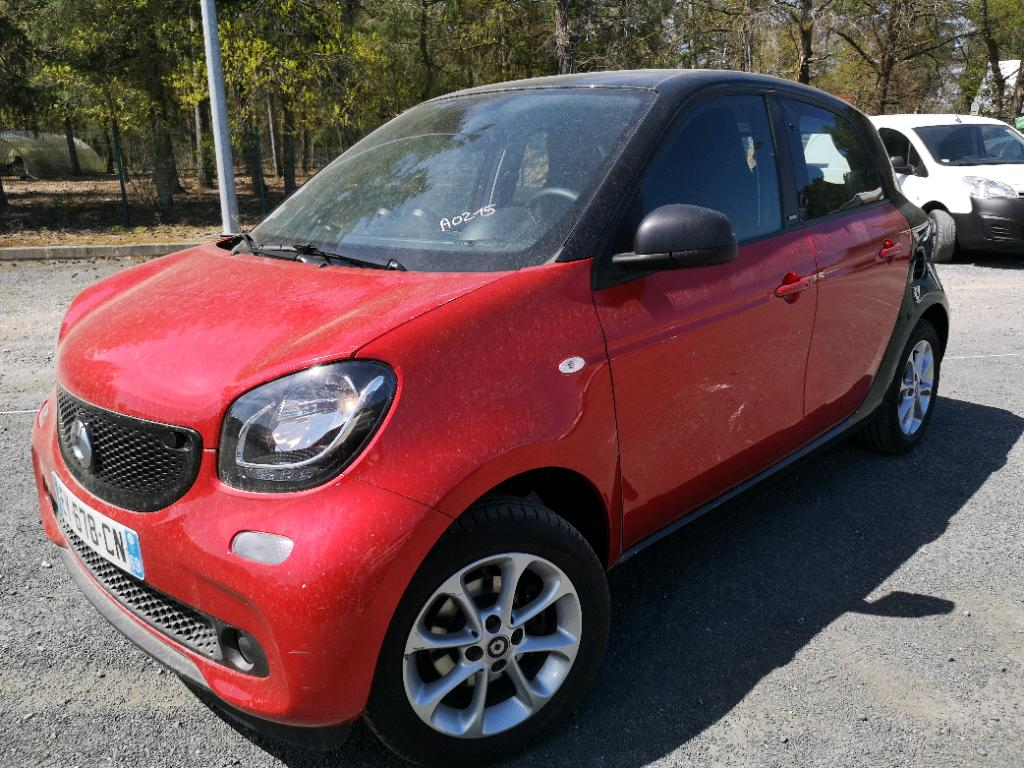 Smart Forfour 5P berline 1.0 Passion