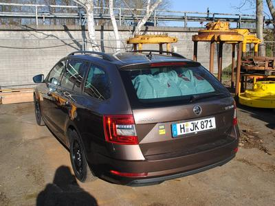 Skoda Octavia combi ambition 1.6 TDI 85KW AT7 E6