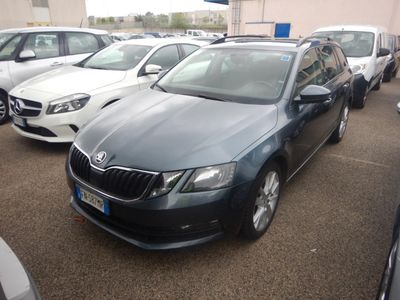 SKODA OCTAVIA SW 1.6 Tdi Cr Dsg Executive