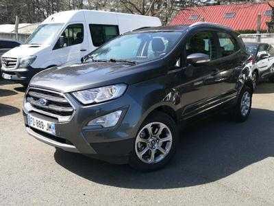 Ford Ecosport titanium business 1.0 EcoBoost 100