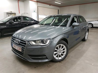Audi A3 sportback A3 SB TDI 110PK STRONIC ATTRACTION Pack Intuition Plus