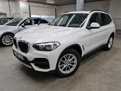 BMW X3 X3 XDRIVE20dA 163PK Advantage Pack Corporate & Travel