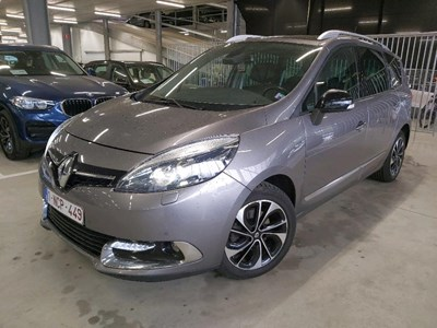 Renault Grand scenic GRAND SCENIC DCI 110PK ENERGY BOSE Pack Leather Pano Roof