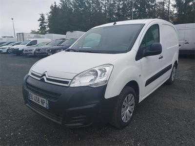 Citroen Berlingo VU 3P Fourgonnette BlueHDi 75 BVM Business M