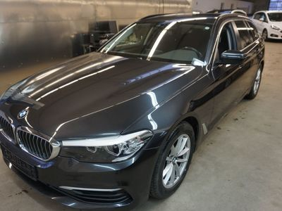 BMW Baureihe 5 Touring 520 d 2.0 140KW AT8 E6