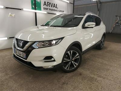 Nissan Qashqai Crossover 1.6 DCI 130 Xtronic N-Connecta