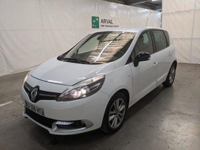 Renault Scenic iii limited 1.5 DCI 110CV BVM6 E6
