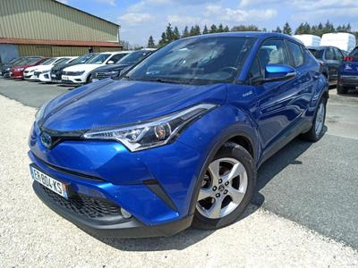 Toyota C-HR 1.8 HYBRIDE 122 DYNAMIC BUSINESS BVA