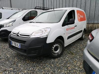 Citroen Berlingo VU 3P EVL BlueHDi 100 BVM Club M fourgonnette