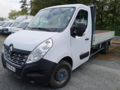 Renault Master f3500 L3 chassis cabine Grand confort dCi 125 / Plateau