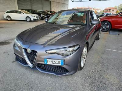 ALFA ROMEO GIULIA / 2016 / 4P / BERLINA 2.2 TURBO AT8 210CV AWD Q4 VELOCE