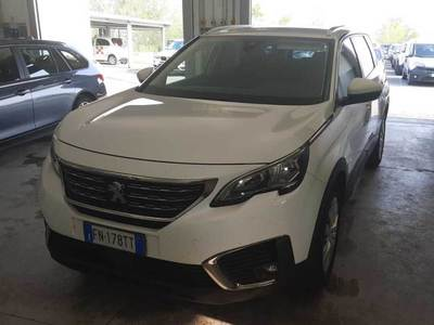 Peugeot 5008 2017 / / 5P / SUV BLUEHDI 120 BUSINESS EAT6 S/S AUT