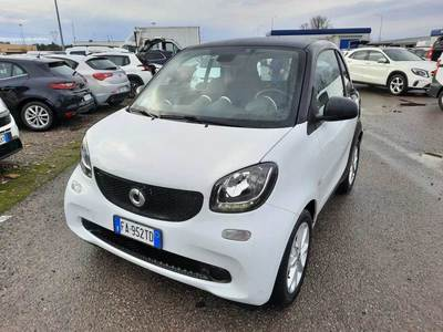 SMART FORTWO COUPE 2014 3 PORTE COUPE 70 1.0 52KW YOUNGSTER TWINAMIC