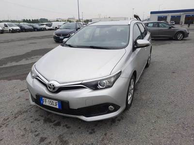 Toyota Auris 2015 wagon 1.4 D-4D ACTIVE TOURING SPORTS