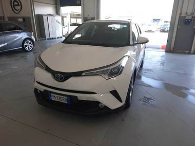 TOYOTA C-HR / 2016 / 5P / SUV 1.8H (122CV) E-CVT BUSINESS